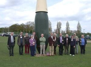 O.S. Visit to DEODS April 2008